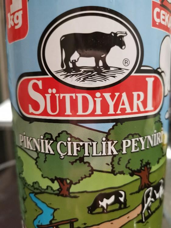 Piknik iftlik peyniri (Weichkse in Salzlake), 55% Fett von Ulrike D. | Hochgeladen von: Ulrike D.