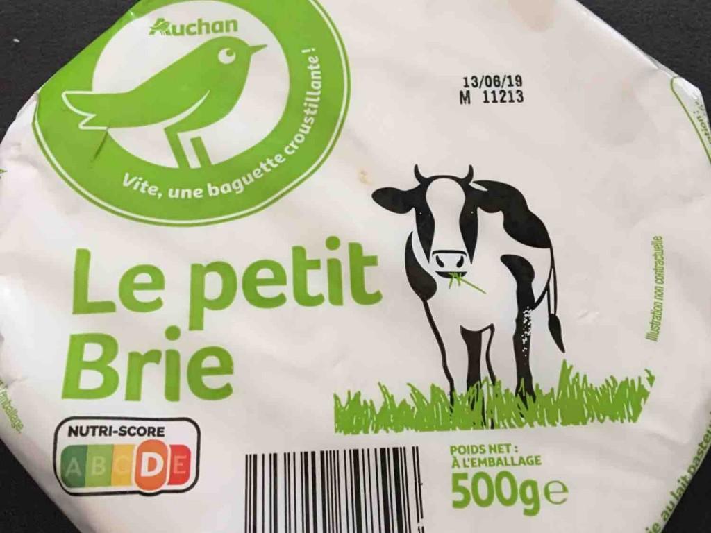 Le Petit Brie, mit Milch von cebbl | Hochgeladen von: cebbl