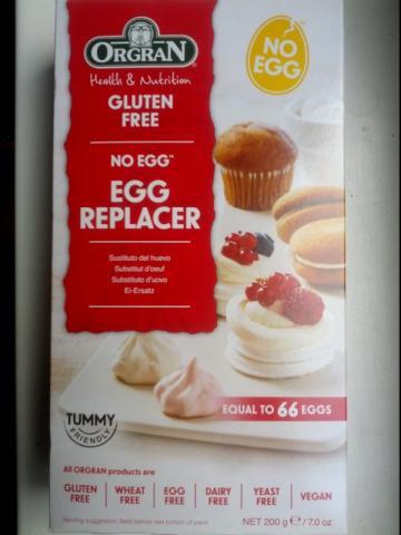 No Egg Ei-Ersatz, Natural Egg Replacer   Hochgeladen von: lgnt