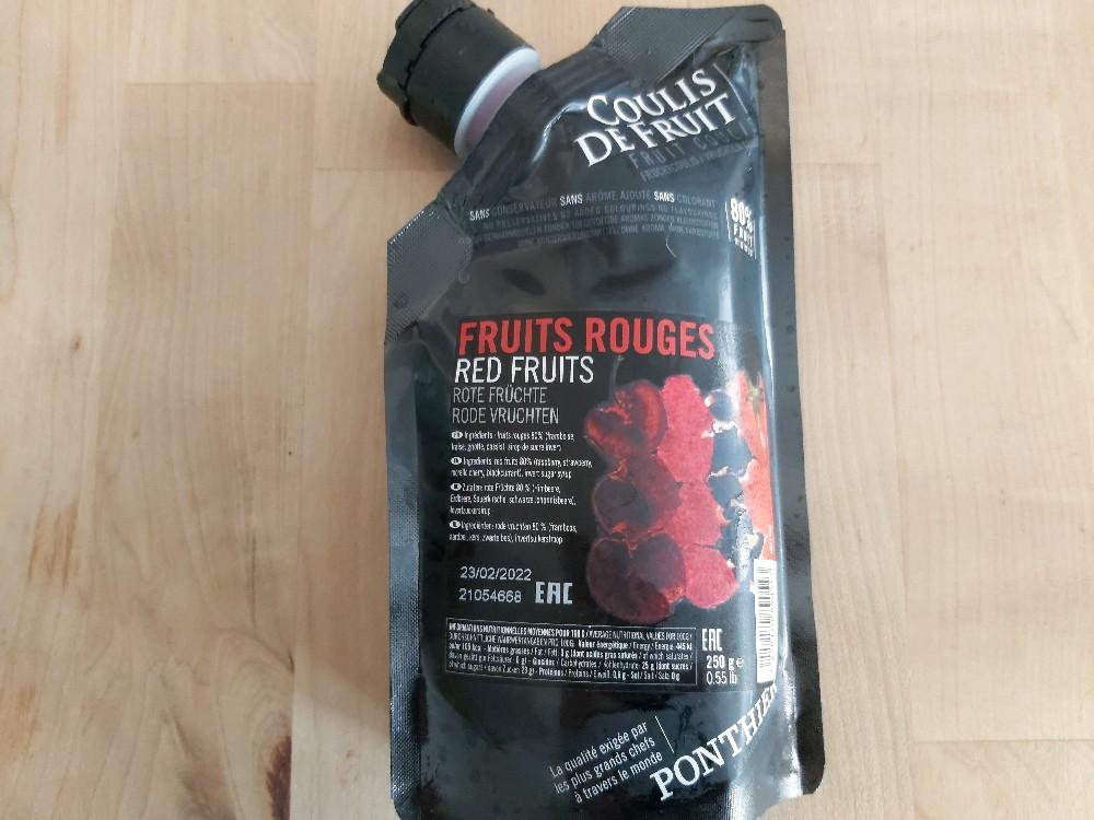 Rote Früchte, Fruchtcoulis von TigerSchäfchen   Hochgeladen von: TigerSchäfchen