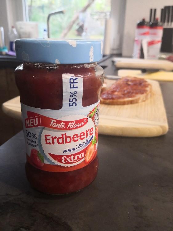 Leicht-Fruchtaufstrich nimms leicht, Erdbeere von crain90 | Hochgeladen von: crain90