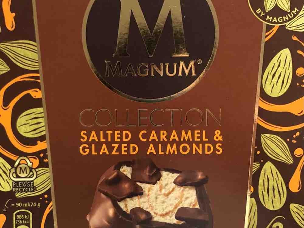 Magnum Collection Salted Caramel & Glazed Almonds by VLB | Uploaded by: VLB