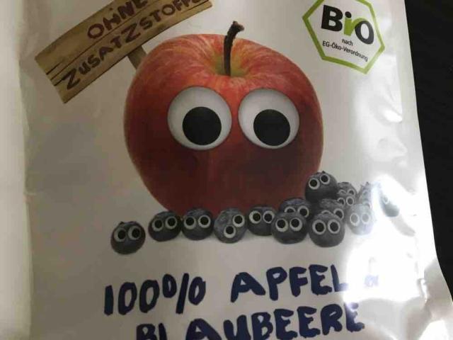 freche Freunde, Apfel Blaubeere von anaxasa | Hochgeladen von: anaxasa