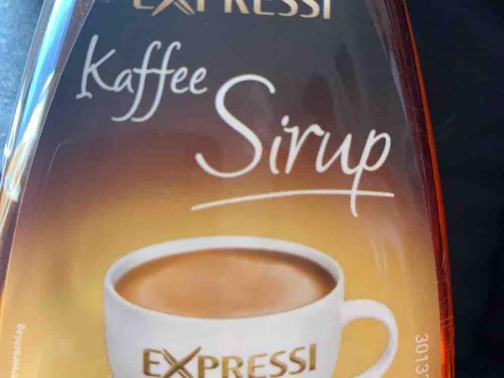 Expressi Kaffee Sirup, Vanille von Livendel | Hochgeladen von: Livendel