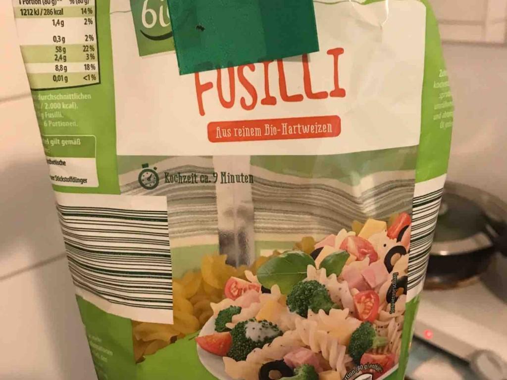 Fusilli von Upala | Hochgeladen von: Upala