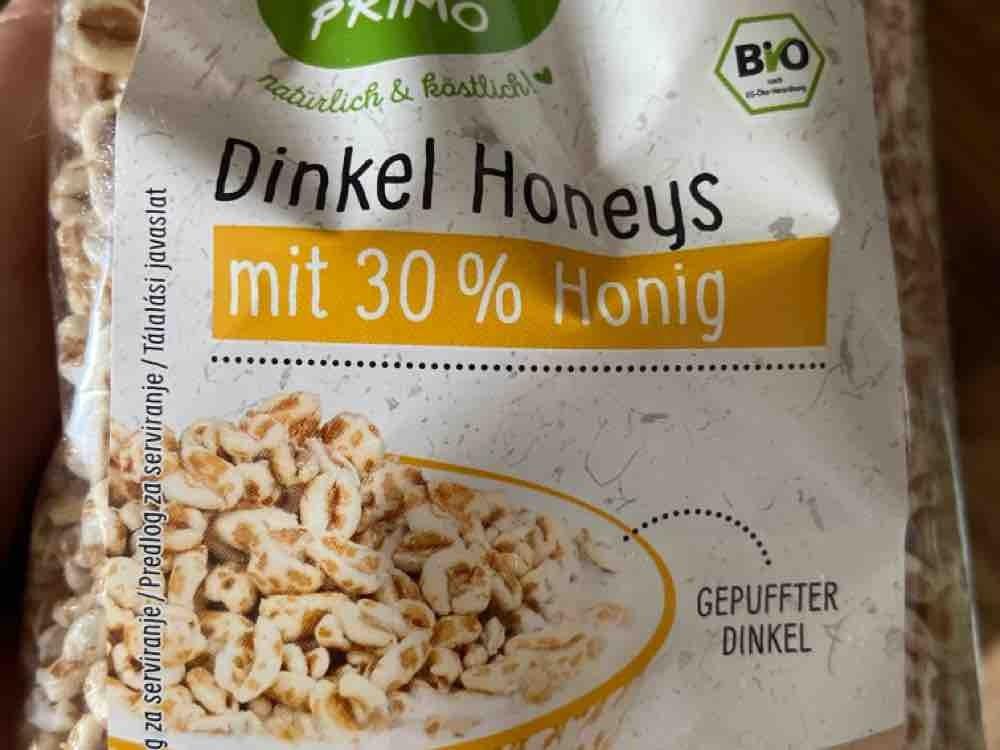 dinkel honeys, mit 30% Honig von myleen   Hochgeladen von: myleen