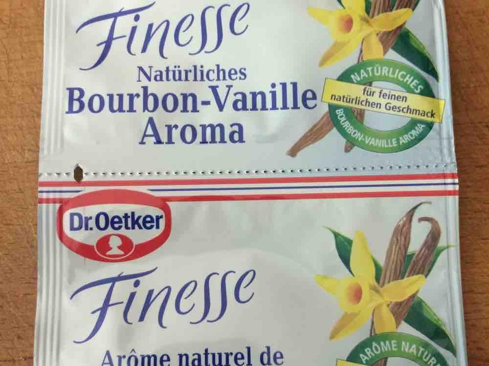 Finesse Natürliches Bourbon-Vanille Aroma von fitannalina | Hochgeladen von: fitannalina