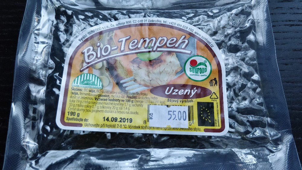 Bio Tempeh, geräuchert von Nenia | Hochgeladen von: Nenia