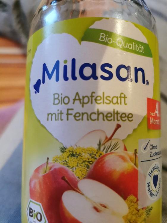 Bio Apfelsaft, Mit fencheltee von StephieOe   Hochgeladen von: StephieOe