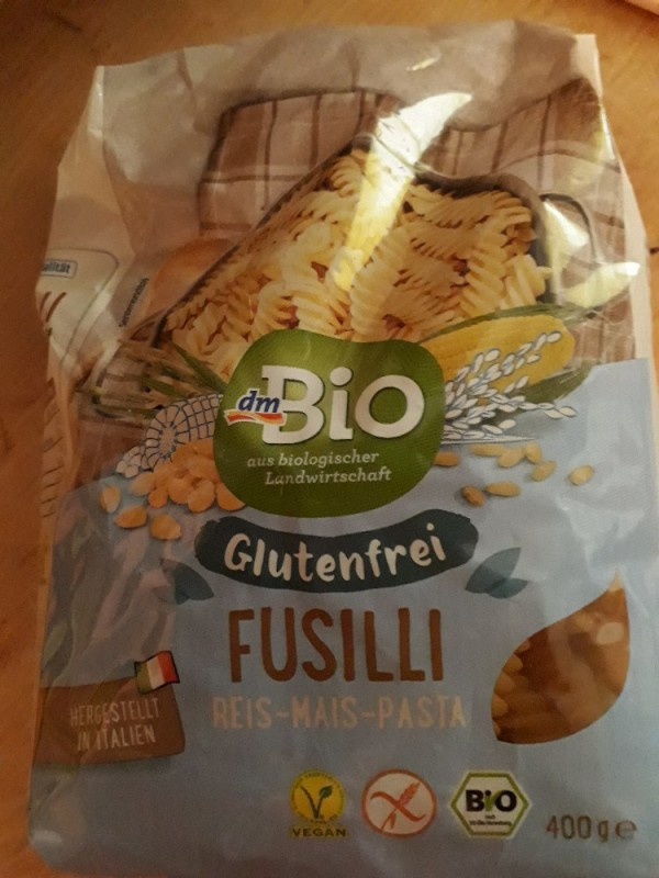 Glutenfreie Fusilli von ninja1turtle2 | Hochgeladen von: ninja1turtle2