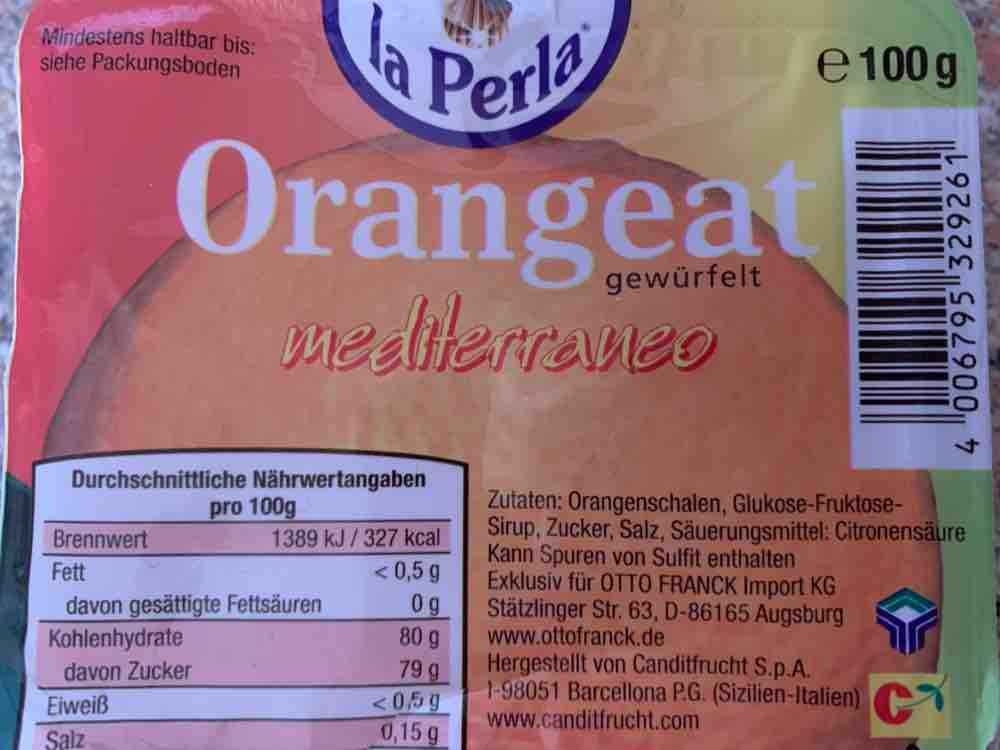Orangeat mediterraneo, gewürfelt von PeGaSus16   Hochgeladen von: PeGaSus16