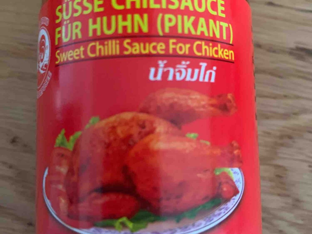 Süsse chilisauce, für Huhn (pikant) von lamm   Hochgeladen von: lamm