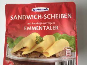 Sandwich Scheiben, Emmentaler | Hochgeladen von: LutzR