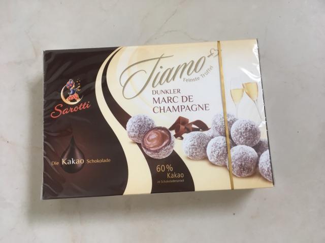 Tiamo, Dunkler Marc de Champagne   Hochgeladen von: krm