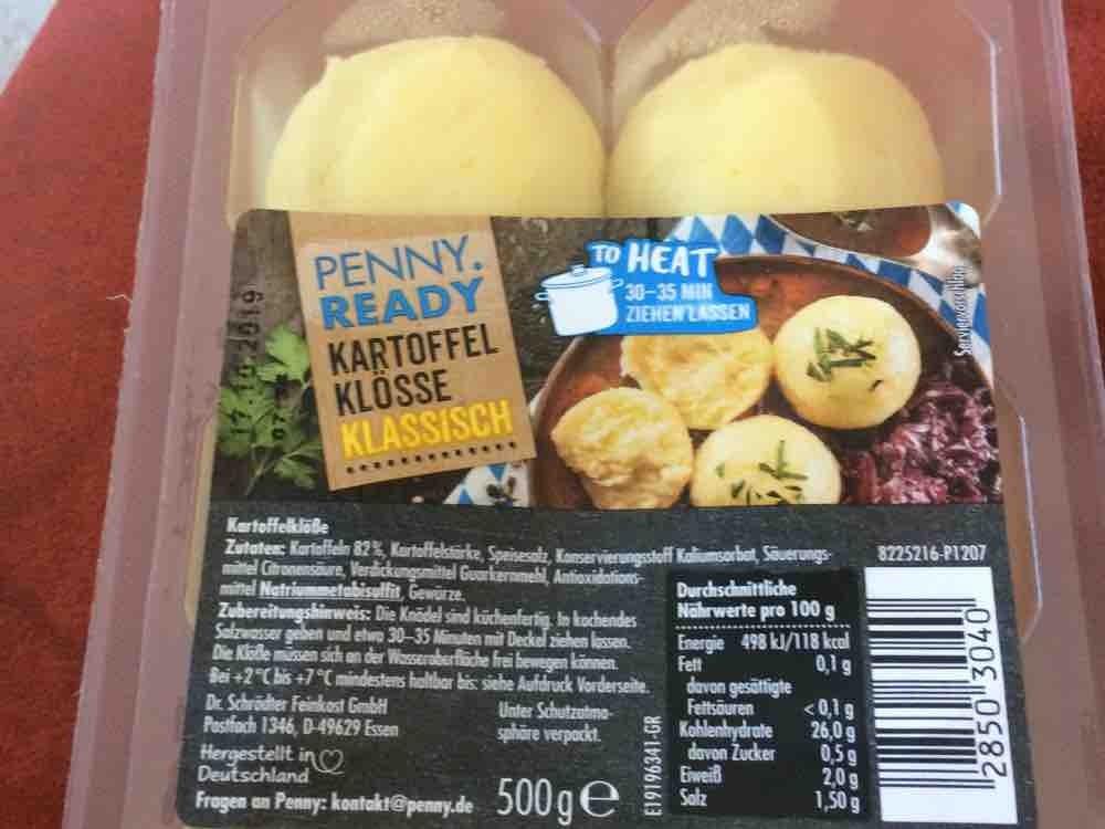 Kartoffelklösse, klassisch von hollus | Hochgeladen von: hollus