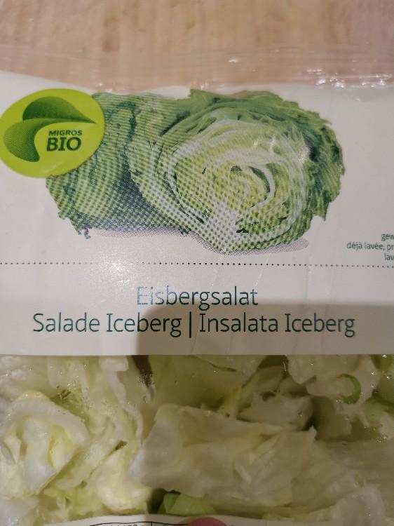 eisbergsalat von Ulrike D.   Hochgeladen von: Ulrike D.