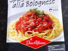 trattoria alfredo spaghetti bolognese kalorien fast. Black Bedroom Furniture Sets. Home Design Ideas