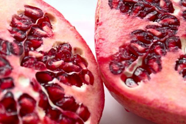 Granatapfel, frisch | Hochgeladen von: JuliFisch