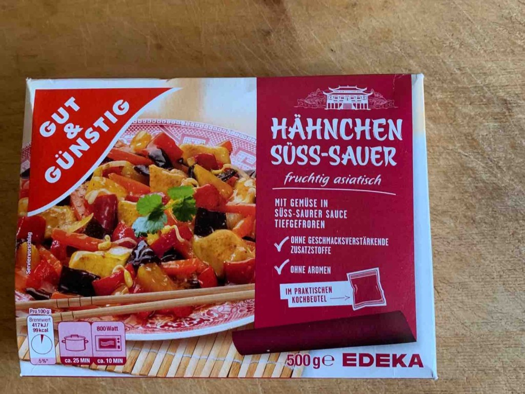 Hähnchen Süss-Sauer von shelmedag | Hochgeladen von: shelmedag