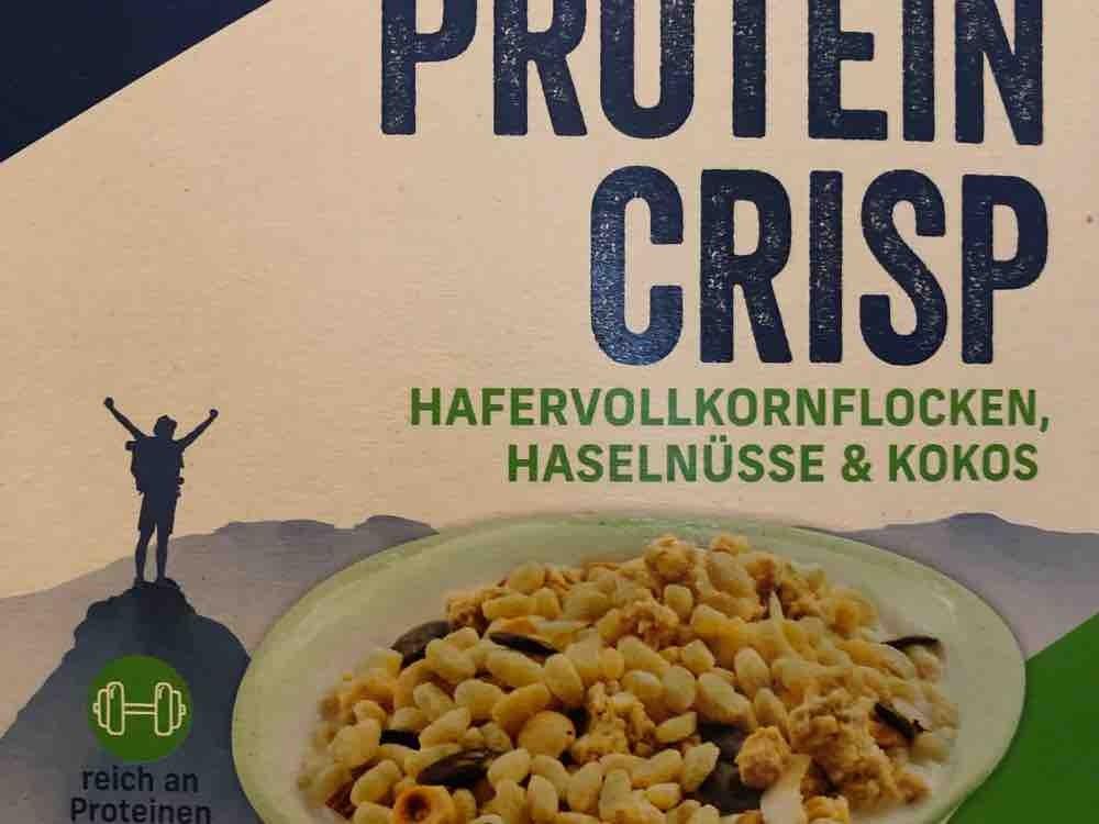 Protein Crisp Haselnuss und Kokos von Akana | Hochgeladen von: Akana