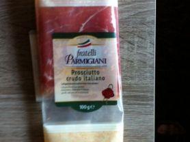 Prosciutto crudo italiano, herzhaft - salzig | Hochgeladen von: peter.mueller.franken