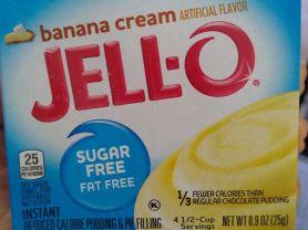 Jell-O, Banana Cream | Hochgeladen von: LadyM
