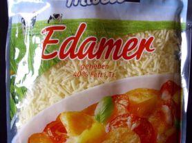 Mibell geriebener Käse, Edamer | Hochgeladen von: Pummelfee71