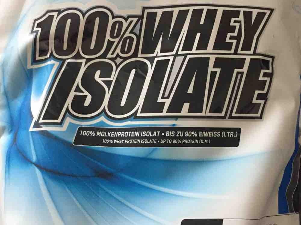 Ironmaxx Whey Isolate  NEUTRAL, ohne Geschmack von pietsnat | Hochgeladen von: pietsnat