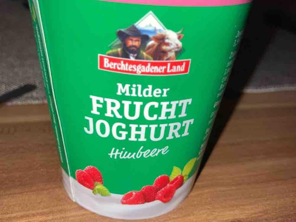 Berchtesgardener Land, Fruchtjoghurt , Himbeere von sansibar30   Hochgeladen von: sansibar30