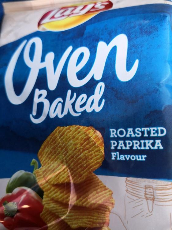 Oven Baked, Roasted Paprika Flavour von jenniferheinze725   Hochgeladen von: jenniferheinze725