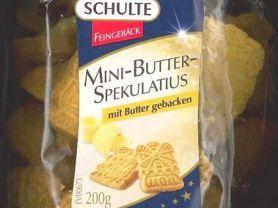 Mini-Butter-Spekulatius | Hochgeladen von: panni64