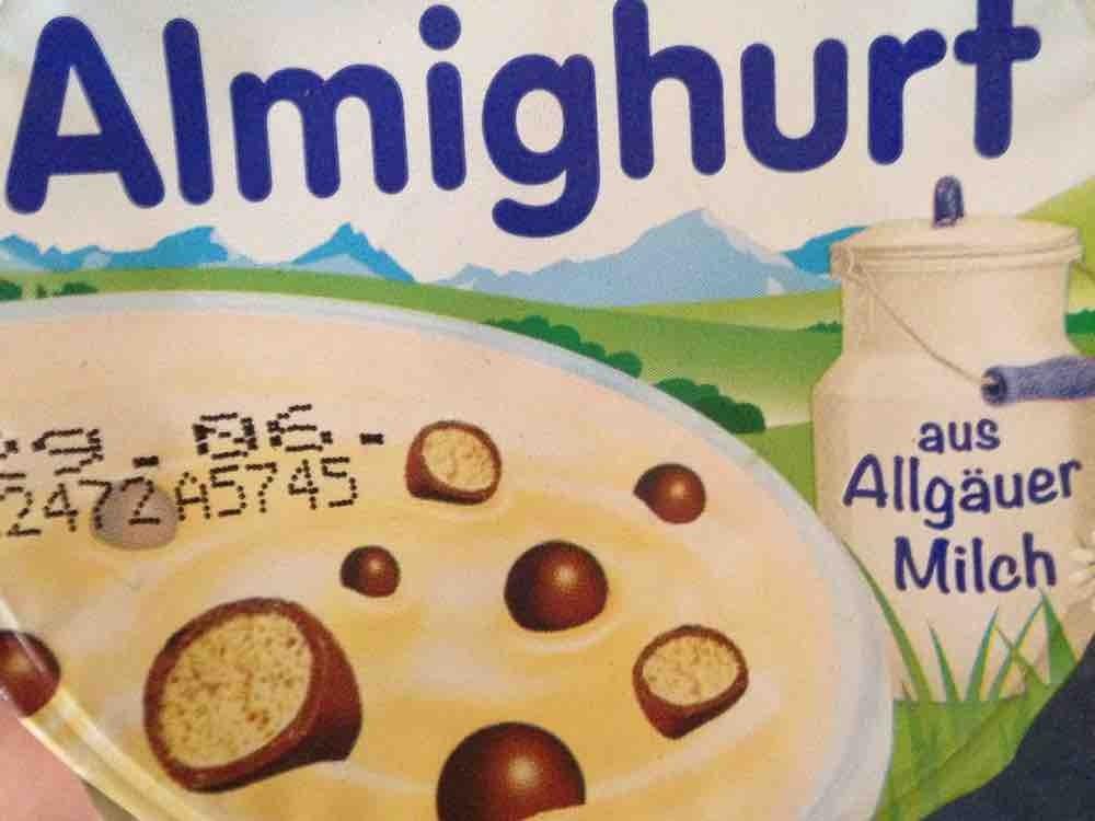 Almighurt, Crunchy Vanilla von summeryvi206 | Hochgeladen von: summeryvi206