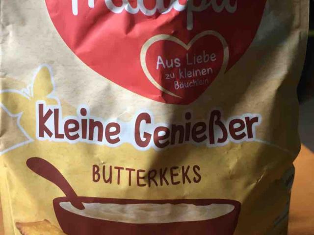 Milupa kleine Genießer Butterkeksbrei, Milchbrei von Gipsy89   Hochgeladen von: Gipsy89