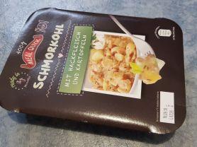 Schmorkohl mit Hackfleisch und Kartoffeln | Hochgeladen von: walker59