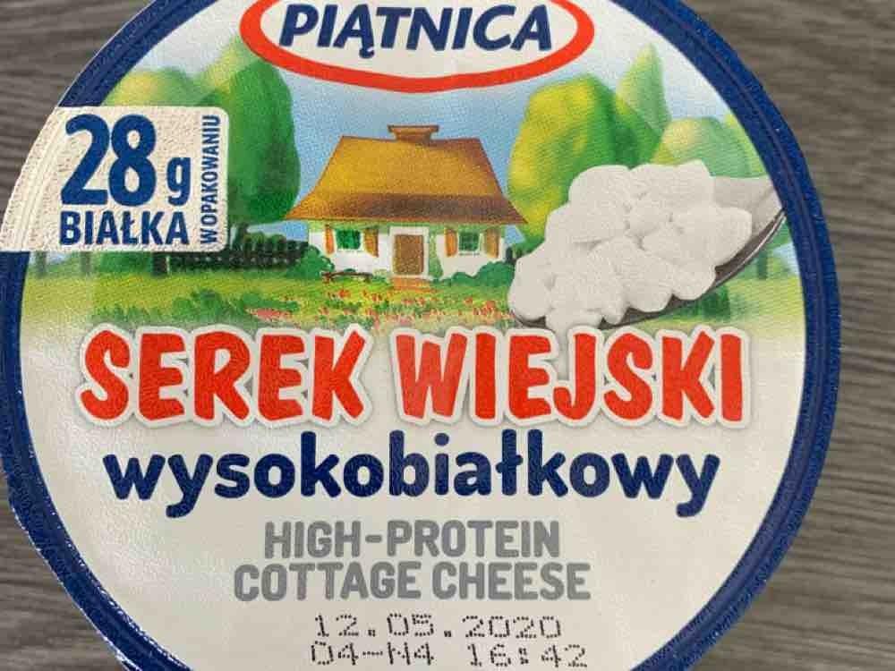 Serek Wiejski, wysokobialkowy von DennisSty | Hochgeladen von: DennisSty