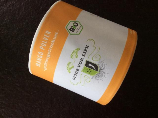 Mango Pulver -gefriergetrocknet-, Mango   Hochgeladen von: deditte