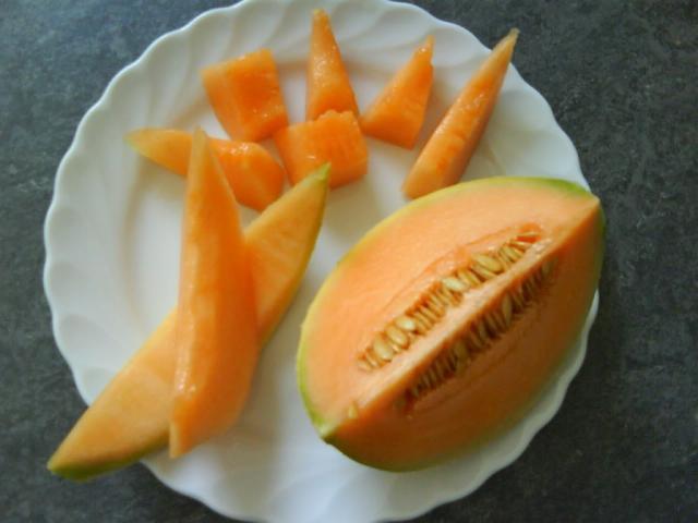 Melone, Charentais | Hochgeladen von: Radhexe