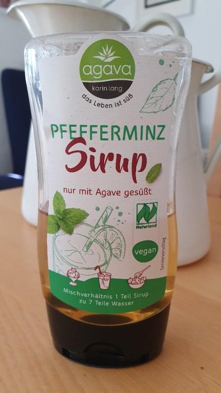 Pfefferminz Sirup, Agava von nanzig   Hochgeladen von: nanzig
