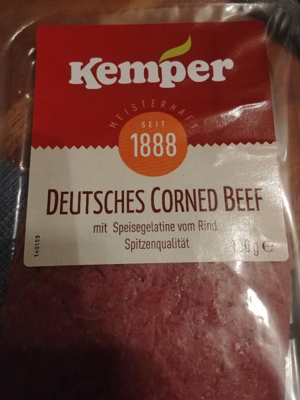 Deutsches Corned Beef von Anilegna | Hochgeladen von: Anilegna