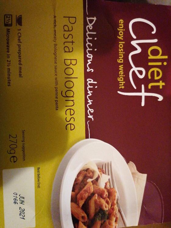 diet chef Pasta Bolognese von Lemmi | Hochgeladen von: Lemmi