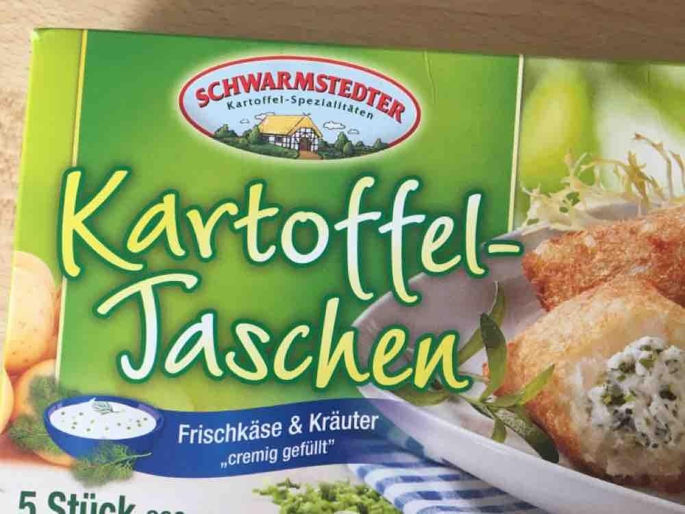 Kartoffeltaschen, Frischkäse und Kräuter von Kathzchen   Hochgeladen von: Kathzchen