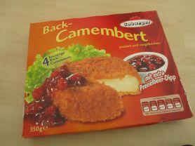 Back Camembert inkl. Dip   Hochgeladen von: Teecreme