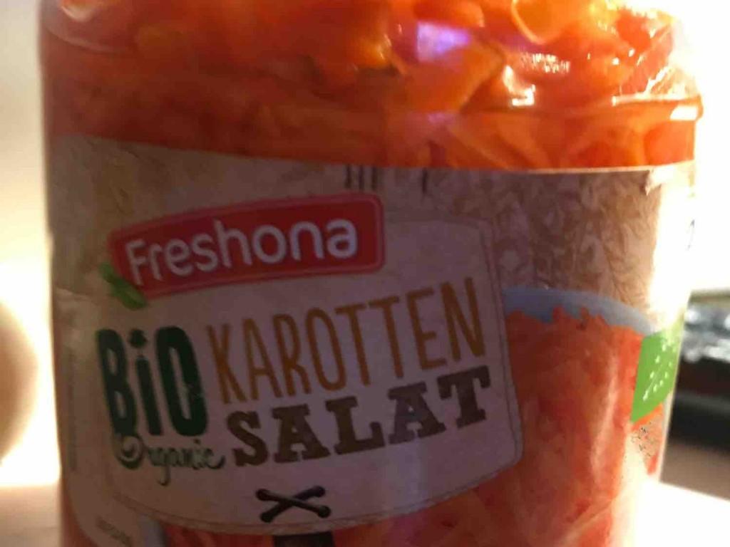 Bio-Karottensalat von Sonnschein | Hochgeladen von: Sonnschein