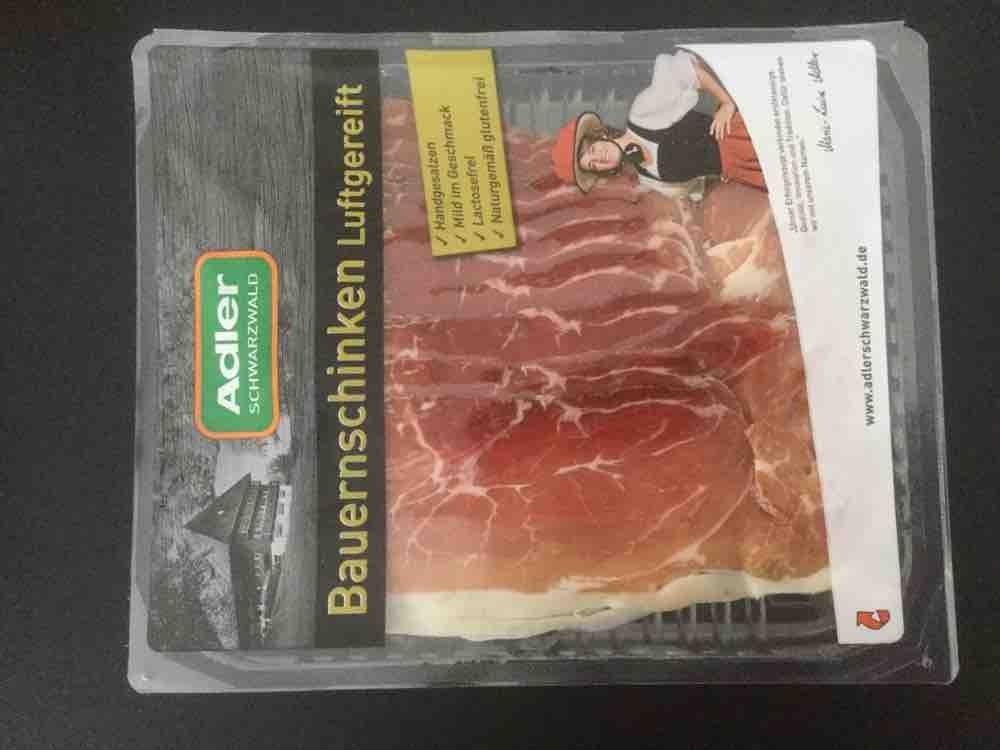 Bauernschinken Luftgereift, Schweinefleisch  von REngel | Hochgeladen von: REngel