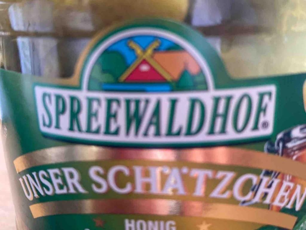 Spreewalder Cornichons mit Wildblütenhonig, sauer von niekerbe   Hochgeladen von: niekerbe