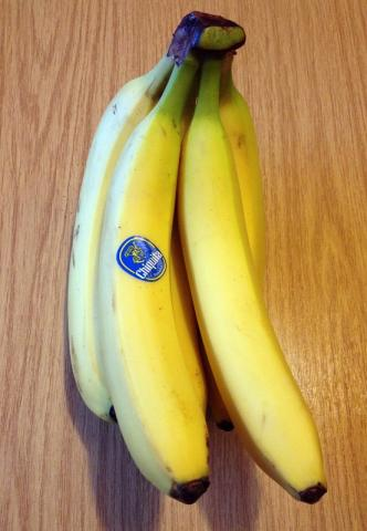 Banane, roh | Hochgeladen von: xmellixx