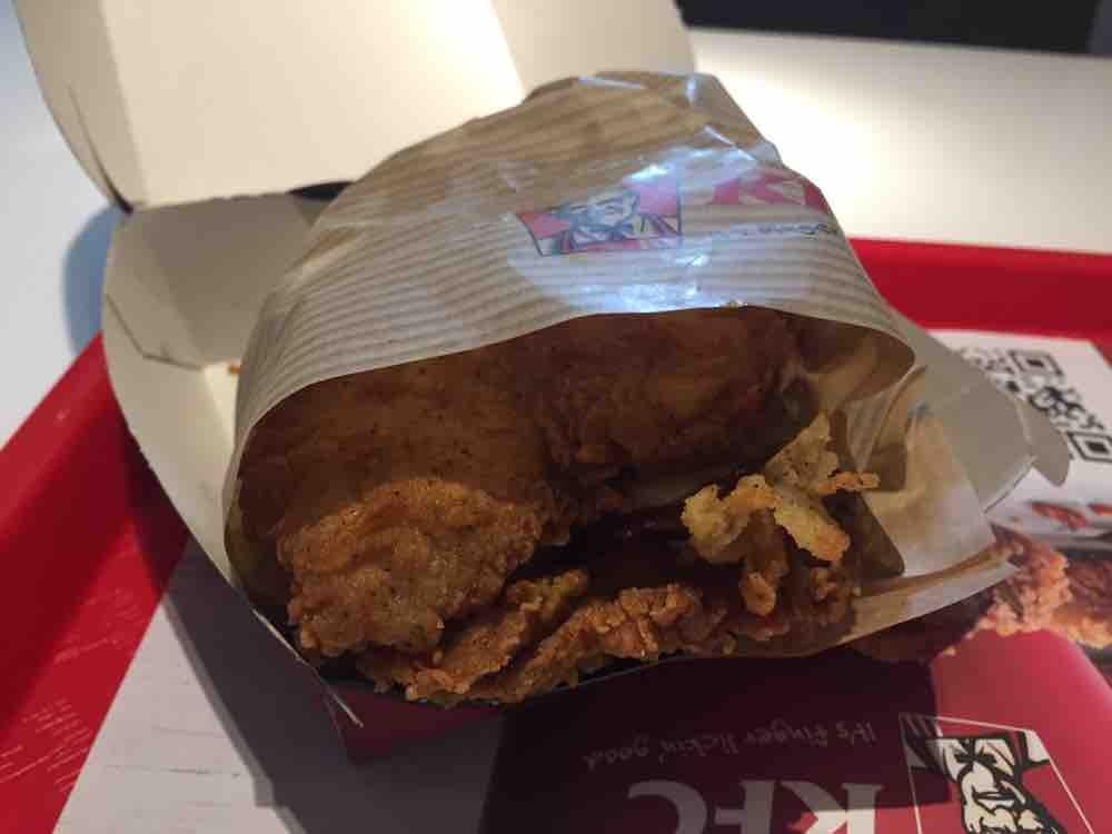 Double Down Burger, Chickenburger von tjbwde | Hochgeladen von: tjbwde