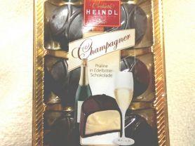 Champagner Praline in Edelbitter-Schokolade   Hochgeladen von: Eatlesswalkmore