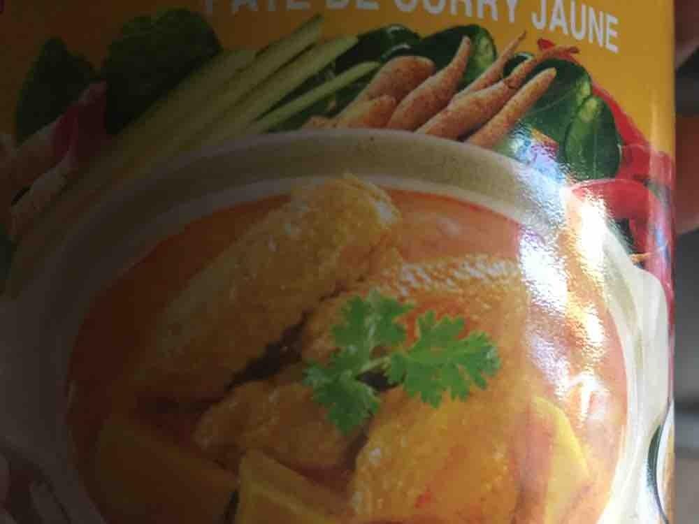 Yellow  Curry Paste von manuelalausch477 | Hochgeladen von: manuelalausch477