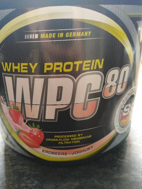 Whey Protein WPC 80 Erdbeer Joghurt von l.jae | Hochgeladen von: l.jae